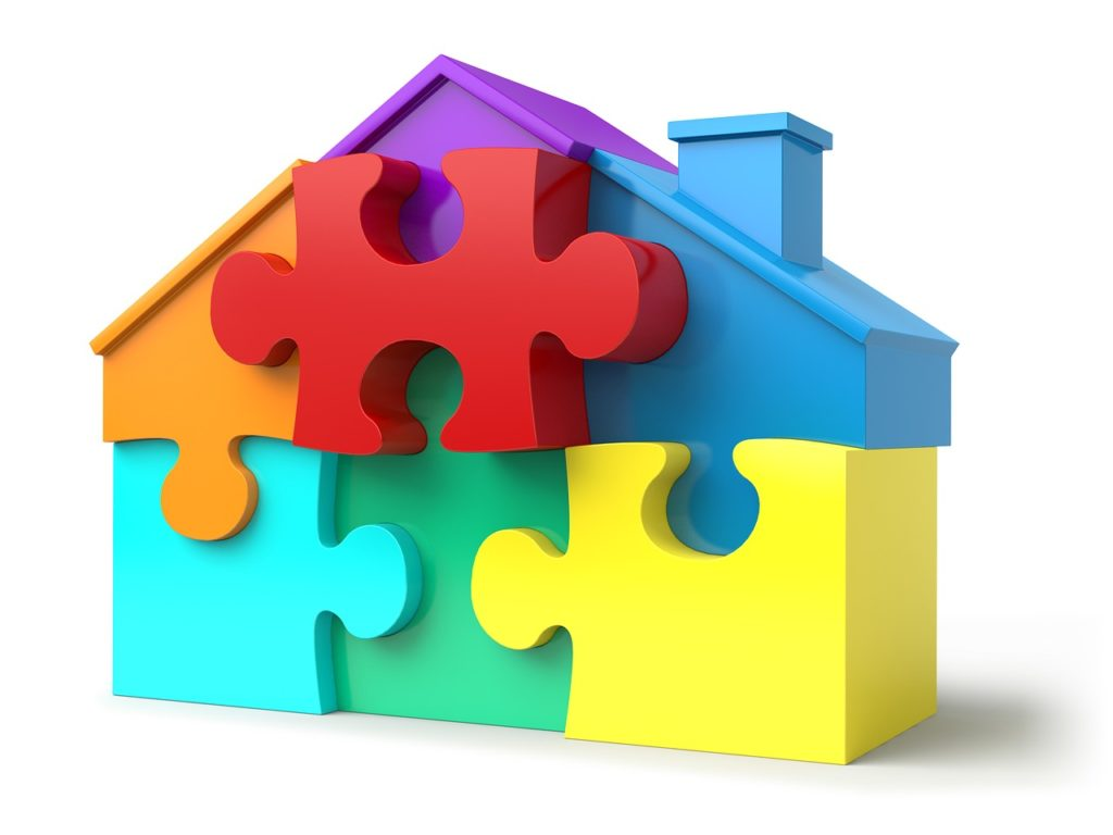 eifs, construction & building defect, puzzle play house
